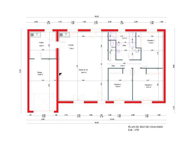 Exemple plans - Exemple plan de masse ...